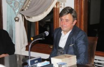 'Kavurga Kızılı' Tarihi Konak'ta konuşuldu.