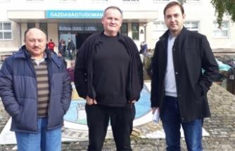 Macaristan'la ortak akademik çalışma
