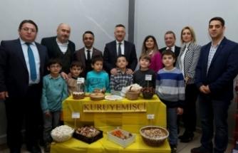 Şehit Mustafa Özen'de yerli malı haftası