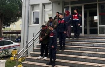 Ulusal Çaplı Hırsızlık Çetesi Yakalandı