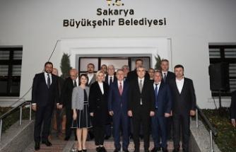 2021 Türk Dünyası Kültür Başkentine en uygun aday Sakarya'dır