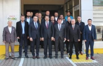 AK Parti Genel Başkan Yardımcısı Yavuz'dan Projelere Destek