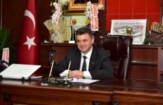 Başkan Sarı, karne tatili dolayısıyla mesaj yayımladı