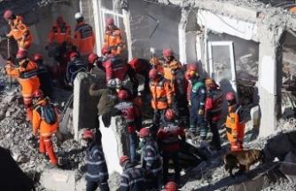 SUBÜ'den deprem raporu