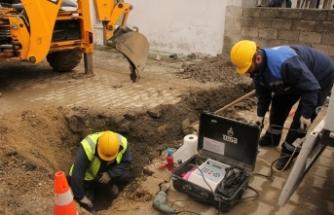 Adliye Mahallesi'nin içmesuyu altyapısı yenileniyor
