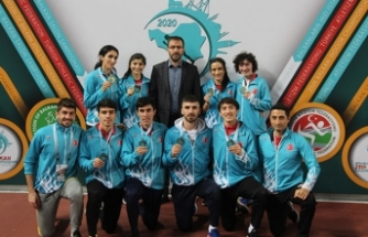 Arif Özsoy'dan Balkan Şampiyonuna Tebrik