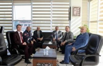 Arifiye'de Afet Müdahale Planı Toplantısı Yapıldı.