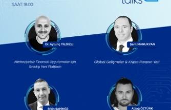 Cyrpto Talks buluşmalarının ikincisi 24 Şubat'ta yapılacak