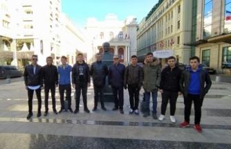 Sakarya MTAL Öğrencileri Staj İçin Romanya'ya Gitti
