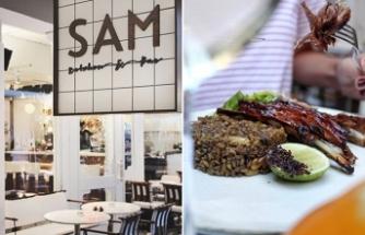 SAM Kitchen&Bar menüsüne  yeni lezzetler eklendi