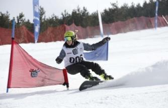 Türkiye koç spor fest üniversite kış oyunları heyecanıpalandöken'de başlıyor
