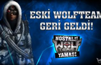 Wolfteam'e güçleri dengeleyecek Nostalji güncellemesi geliyor