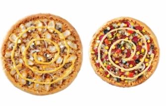 """Efsane pizzanın enfes sosla buluşması: """"Domino's Domisos"""""""