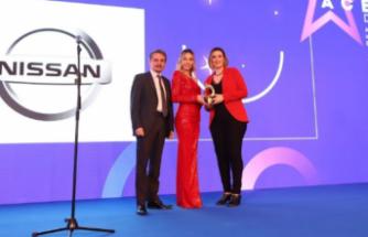 """NISSAN Türkiye'ye """"Yüksek Müşteri Memnuniyeti"""" Ödülü"""