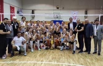 Sakarya Voleybol Spor Kulübü 1. Lig'de