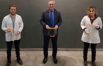 Altınküre Okulları Teknokent Koleji Yüz Siperi Üretimine Başladı