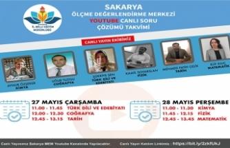 12. Sınıflara Bayramın 2. Günü 6. Online Kazanım İzleme Sınavı Yapıldı
