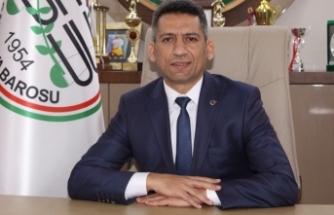 Başkan Abdurrahim Burak'ın Ramazan Bayramı kutlama mesajı