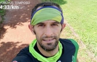 İstanbul'un Fethi anısına maraton koştu