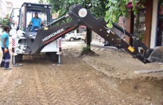 Karasu Belediyesi Sokağa Çıkma Kısıtlamasını Fırsata Çevirdi