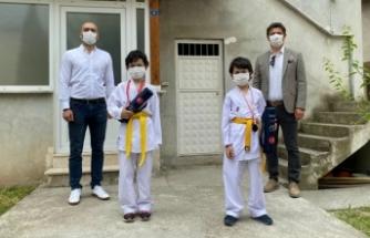 Online Karate Turnuvası Sona Erdi