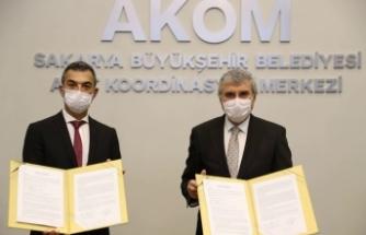 """Protokol imzalandı """"Botanik Vadisi ile yerli ve milli üretime katkı artacak"""""""
