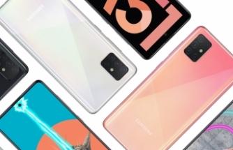 2020 yılının ilk çeyreğinde küresel çapta en çok satan Android telefon Samsung Galaxy A51 oldu