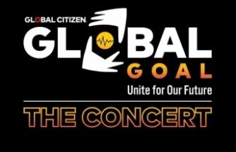 """Dünyaca Ünlü İsi̇mleri̇n Buluşacağı """"global Goal"""" Konseri̇ Vodafone Tv'de"""