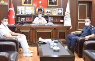 Karasu'da Sahil Güvenlik Komutanlığı Göreve Başlıyor