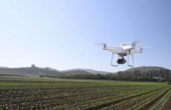 DJI Tarım Alanlarının Kullanımı ve Bitki Sağlığı İçin En Doğru Verileri Sunuyor