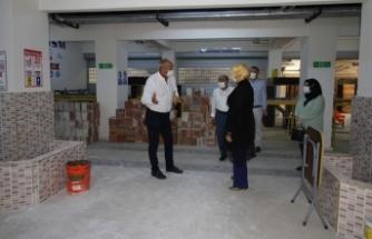Durmuş'tan SESOB Mesleki Sınav Merkezi'ne Ziyaret