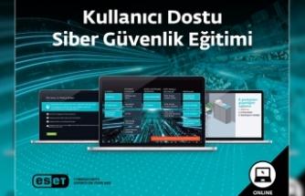 ESET'ten siber güvenlik eğitimi
