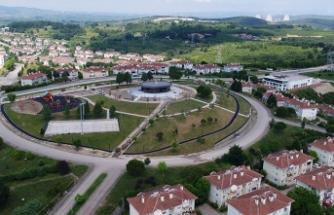 Karaman Millet Bahçesi açılış için gün sayıyor