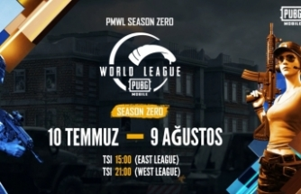 Pubg mobile world league season zero - özel sezon çıktı