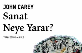 """""""Sanat Neye Yarar?"""" Türkçe'de ilk kez VBKY'de"""