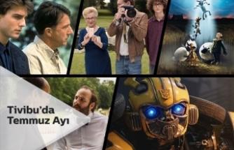 Tivibu'da temmuz sinema keyfi