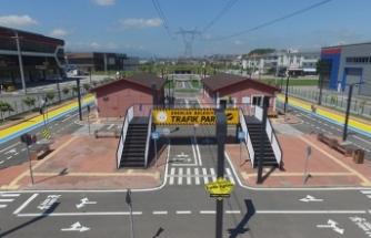 Trafik Park yenilenen yüzüyle çocukların hizmetinde