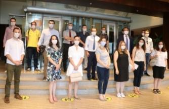 Türk lezzetleri URGE projeleriyle Uzak pazarlara ulaşacak