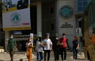 Üsküdar Üniversitesi memnuniyeti araştırdı!