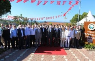 Başbuğ Alparslan Türkeş Parkı Hayırlı olsun