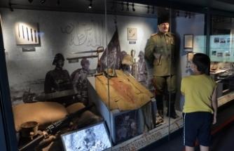 Hendek şanlı tarihimize tanıklık ediyor