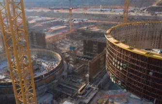 Rusya Nükleer Endüstrisinin 75'nci yılını kutluyor