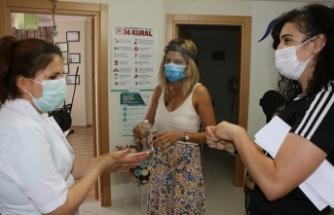 Serdivan'da Özel Spor Tesislerine Denetleme