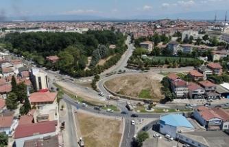SGK Köprülü Kavşağı için çalışmalar başladı
