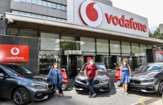 Vodafone'un Hediye çekilişine 9 milyon kişi katıldı