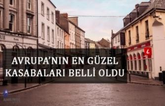 Avrupa'nın En Güzel Kasabaları Belli̇ Oldu