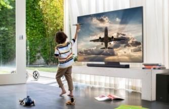Büyük ekran TV'lerin hayatımıza kattıkları