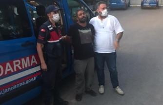 Cinayet zanlısı Jandarmanın dedektifleri Jasattan kaçamadı