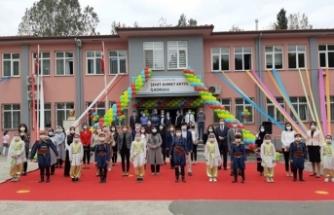 Okullar, Minik Öğrencilerle Şenlendi