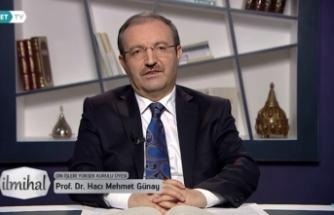 Prof. Günay'dan Diyanet Tv'de Program